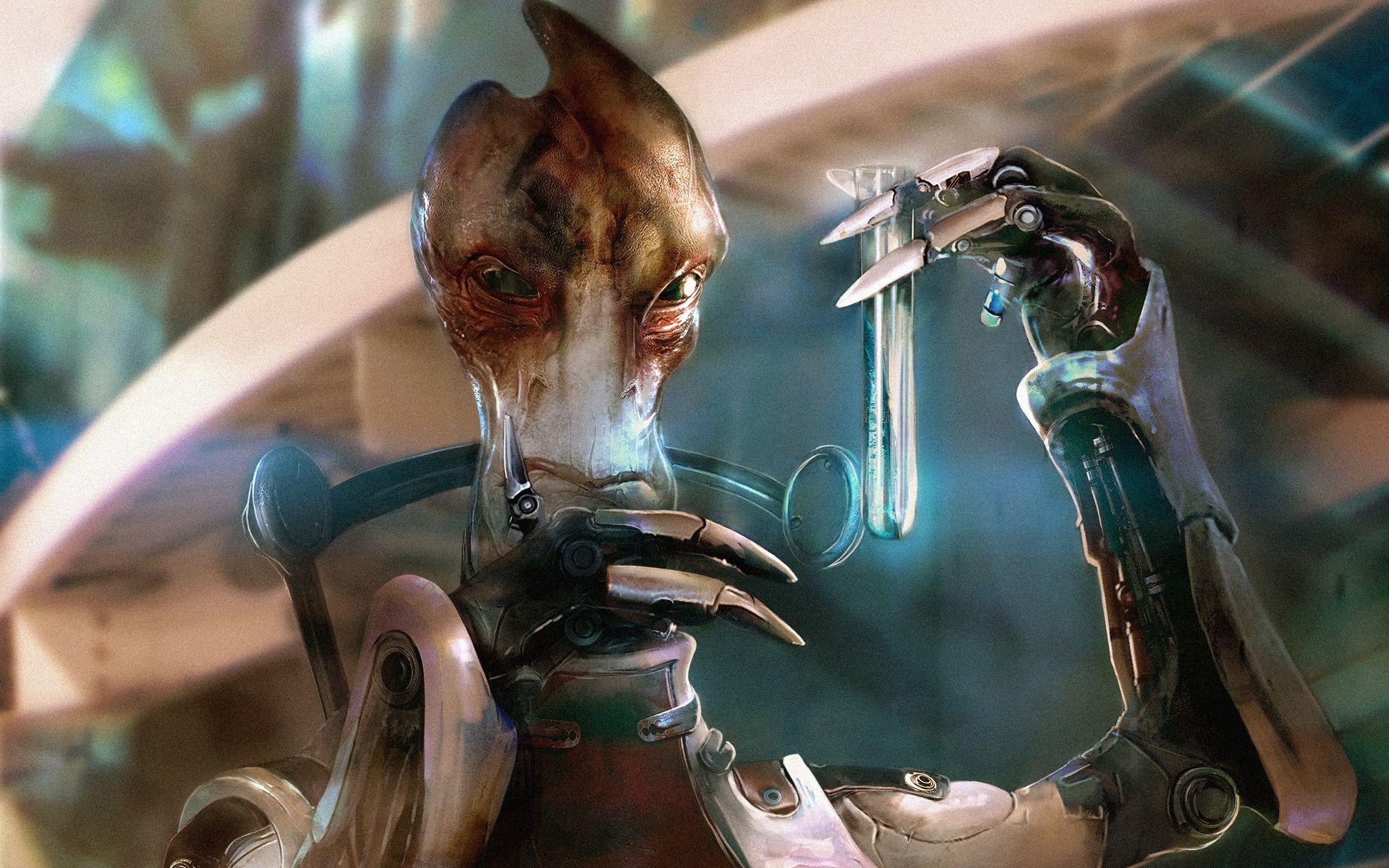 Xbox Mass Effect 2 Game 3D Wallpaper Mass effect