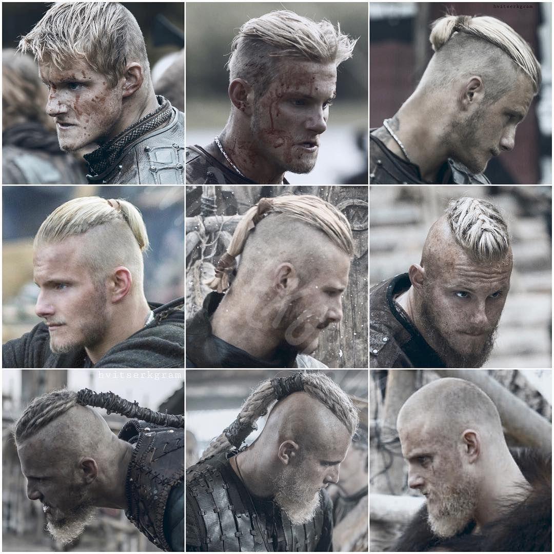 Gefallt 1 725 Mal 25 Kommentare Hvitserk Vikings Hvitserkgram Auf Instagram Bjorn S Hairvolutio Cabelo Viking Desenho Barba Homens De Cabelo Comprido
