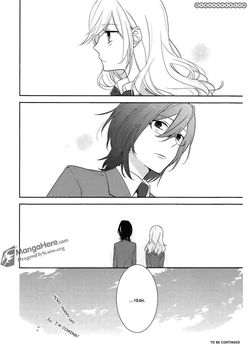 horimiya 6  Horimiya 6 Page 22 | Hori-X-Miya Pix | Pinterest | Horimiya, Shoujo ...