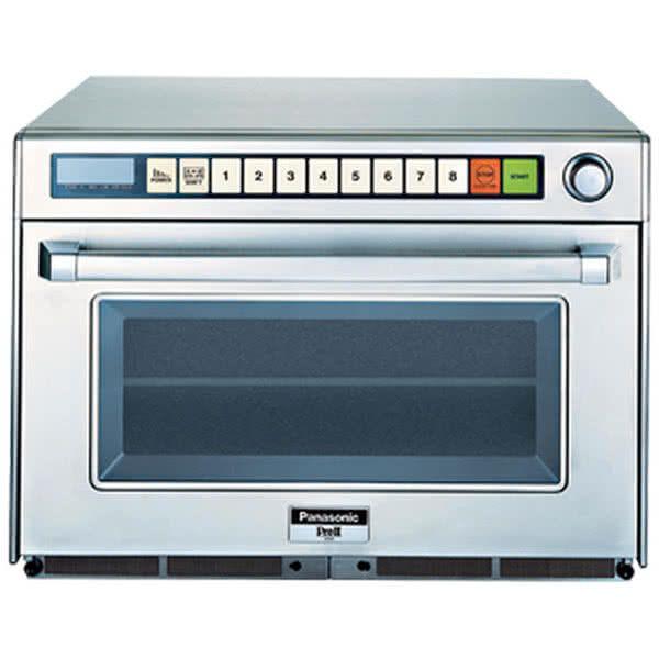 Panasonic Ne 3280 Sonic Steamer Commercial Microwave Oven 208 230 240v 3200w Microwave Oven Panasonic Microwave Oven Microwave