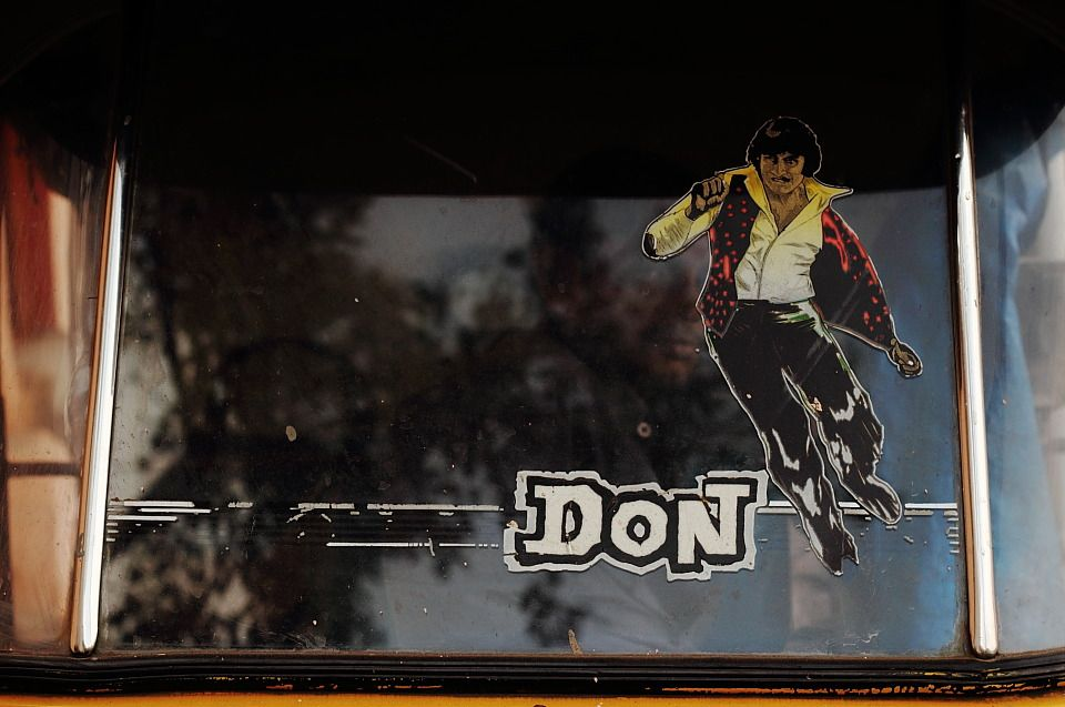 The original Don. I so wish I could have a T-shirt with this image and text.