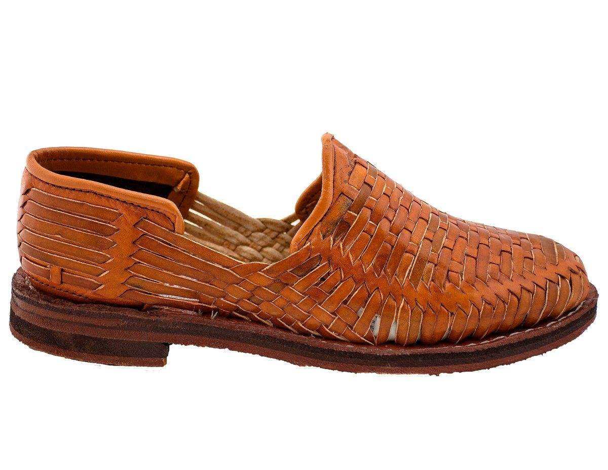 huarache artesanal en piel | Shoes | Pinterest | Artesanal ...