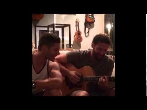 Crazy Love by Jason Manns & Jensen Ackles - YouTube