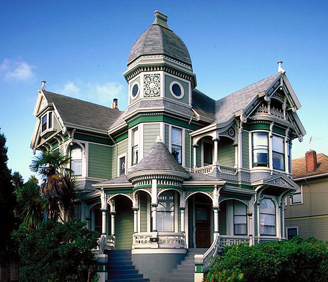 Victoriana Miss Moss Victorian Homes Victorian Style Homes Victorian Architecture