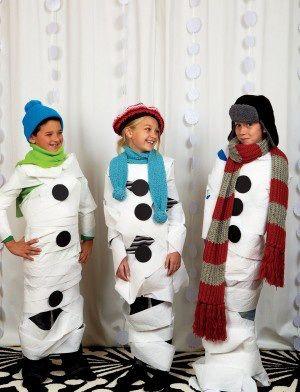 5 Fun Snow Theme Activities