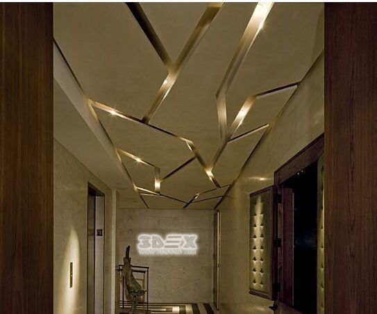3d Ceiling Designs Of Gypsum Board Don T You Need To Have A 3d