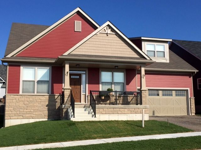 Cabot Red Kaycan S Davinci Vinyl Siding Collection