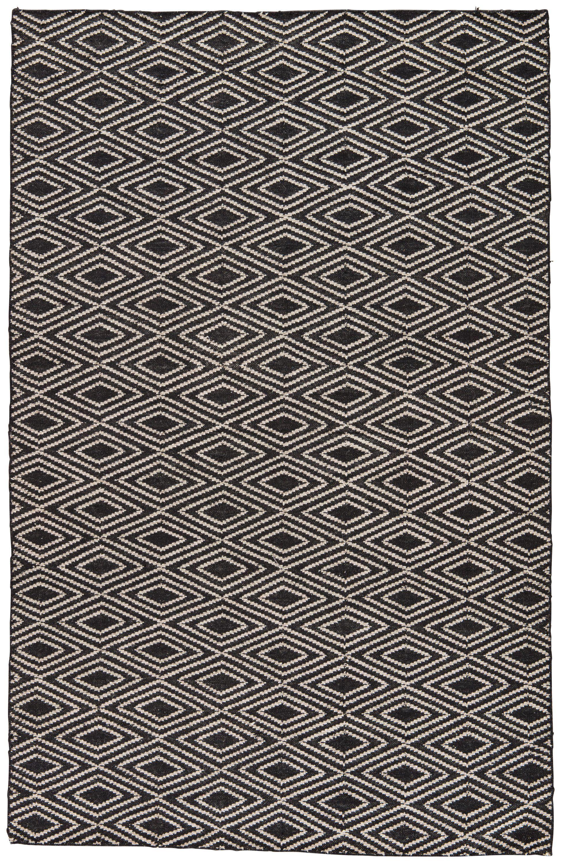 Jaipur Living Desert Des13 Black Geometric Area Rug