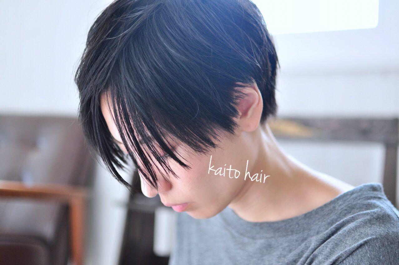 さっさてさて なっなんと10ヶ月ぶり シリーズ Kaitoの芸能人の髪型