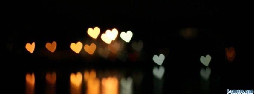 love bokeh facebook cover | Facebook cover, Facebook cover ...