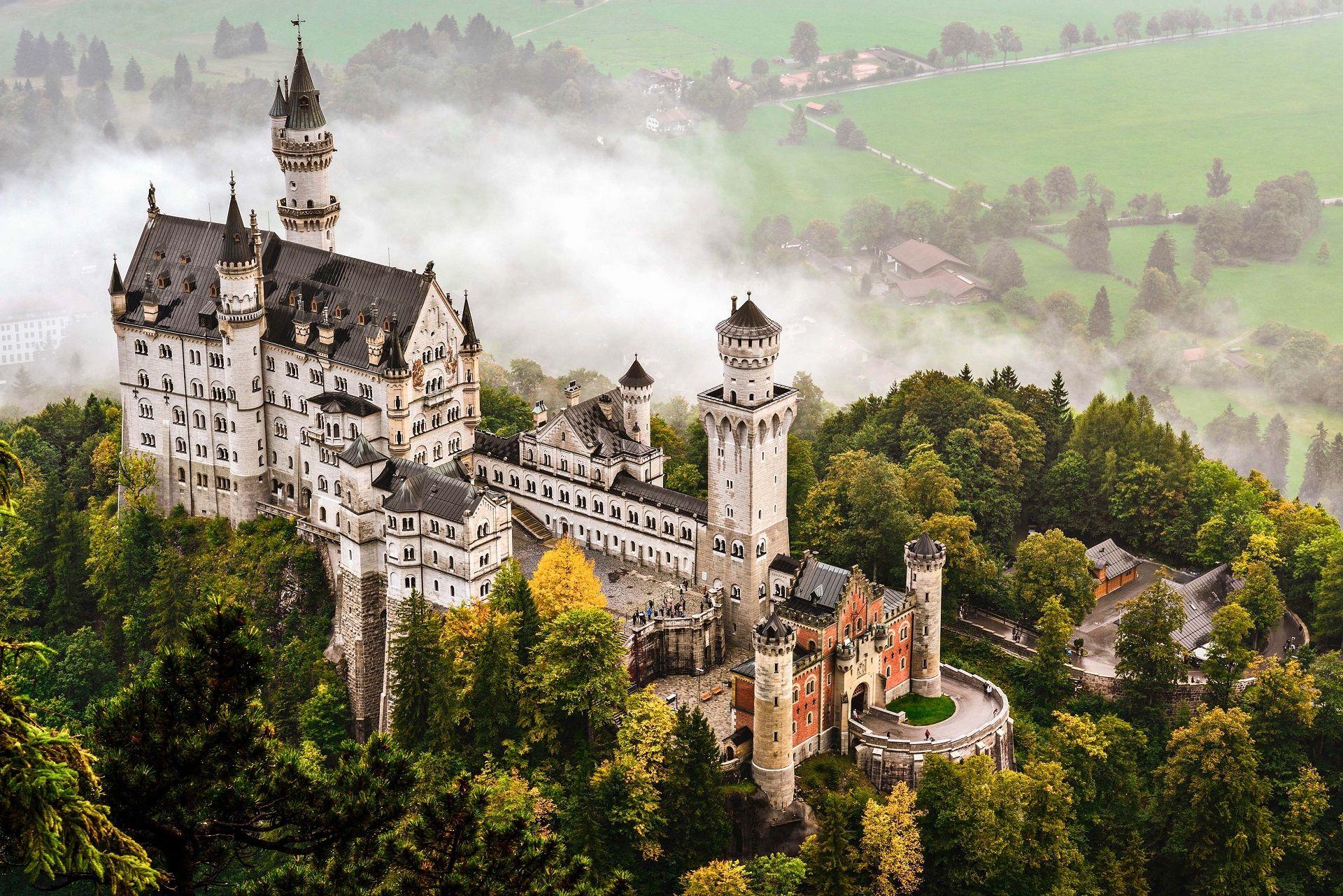 Allgau Insidertipps Neuschwanstein Schloss Neuschwanstein Deutschland Burgen
