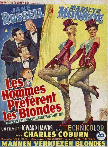 les hommes preferent les blondes (sounds fab in annny languae) #blondtourage