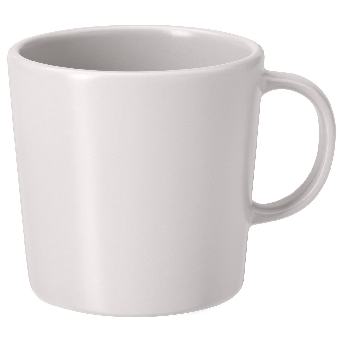DINERA Mug beige 10 oz in 2020 | Mugs, Ikea, Ikea dinnerware