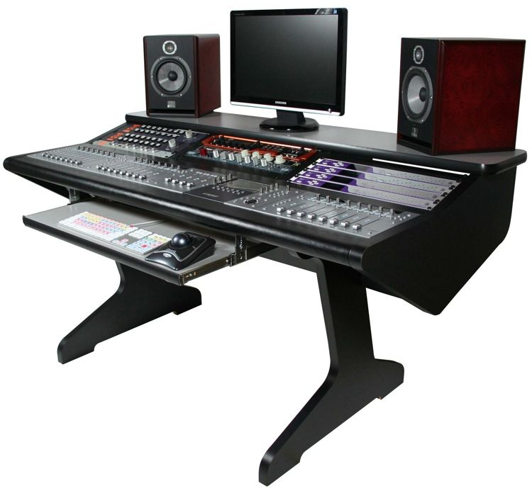 studio workstation audio recording supply construction digital scs desk desks sound pin digistation