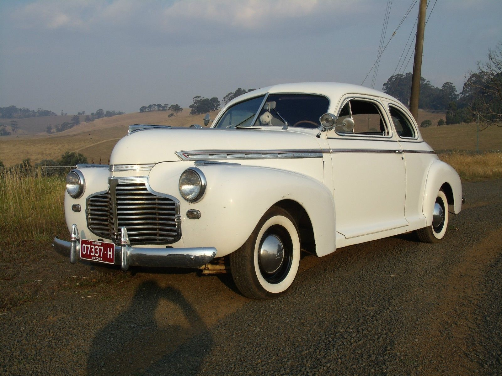 There is a restored rhd coupe there was another rhd project car on the mornington peninsular in the both been in australia from new
