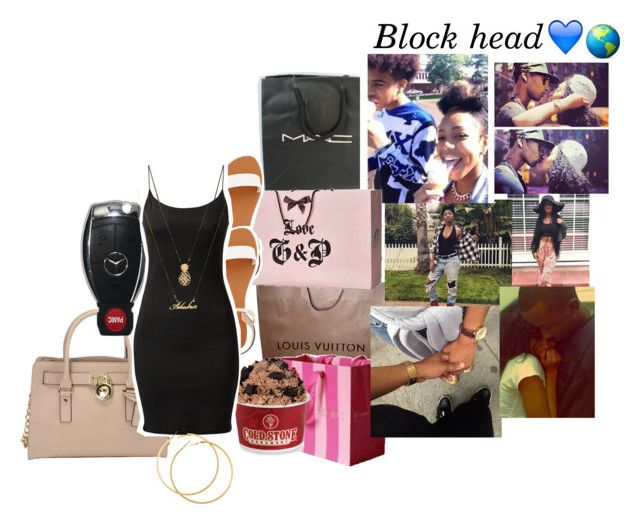 """Block head took me back to school shopping."" by aaliyahrobinsonxo ❤ liked on Polyvore"