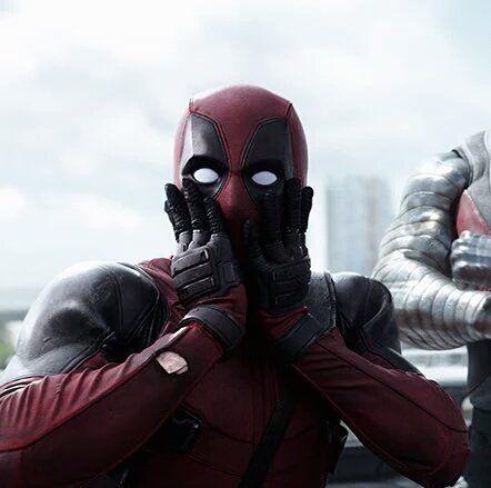 Deadpool Surprised Blank Meme Template   Filme deadpool, Deadpool ...