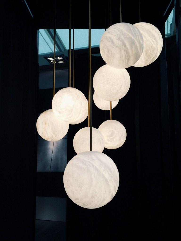 Atelier alain ellouz pendant lights chandelier decorex a picture