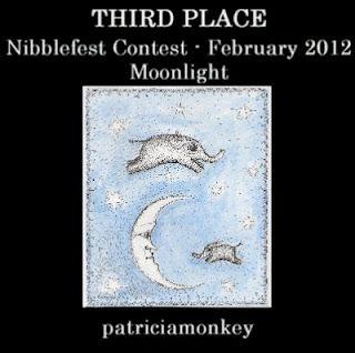 Nibblefest Art Contest - February 2012 - Moonlight
