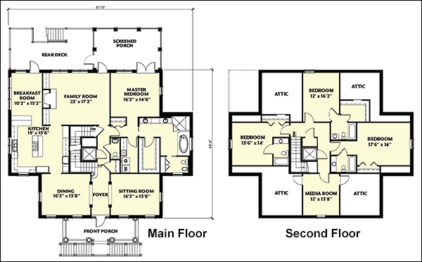Lovely Small House Plans