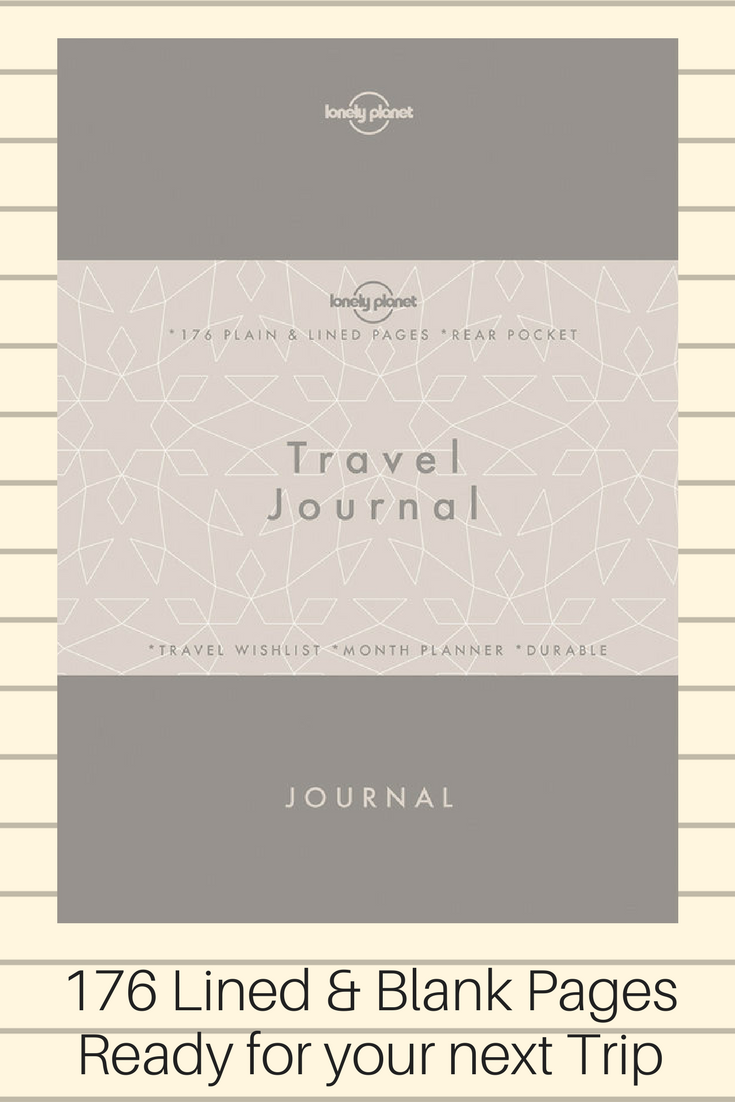 Great Journal to use for a Traveling Journal both lined and blank ...