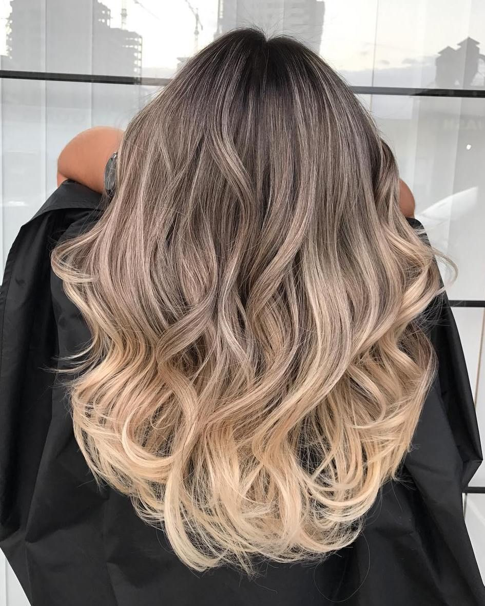 What Is The Difference Between Balayage And Ombre In 2019 Food
