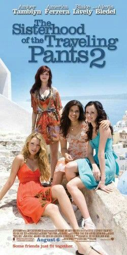 The Sisterhood Of The Traveling Pants 2 Filmes Filmes Online