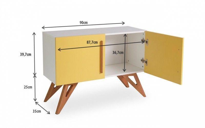 Idea Store Compre Armario Balcao Buffet Colorido Para Sala De