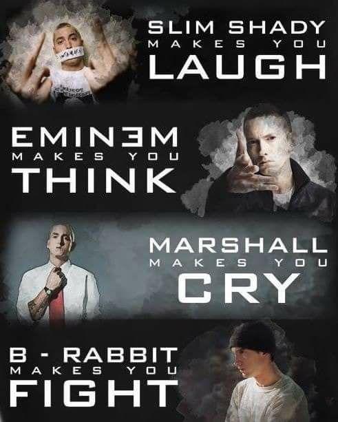 Pin by Alicia Alonso on Lyrical genius   Eminem, Eminem ...