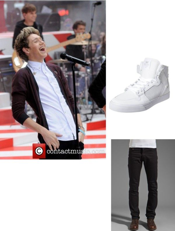 """""""Niall's outfit."""" by athena-sparks ❤ liked on Polyvore"""
