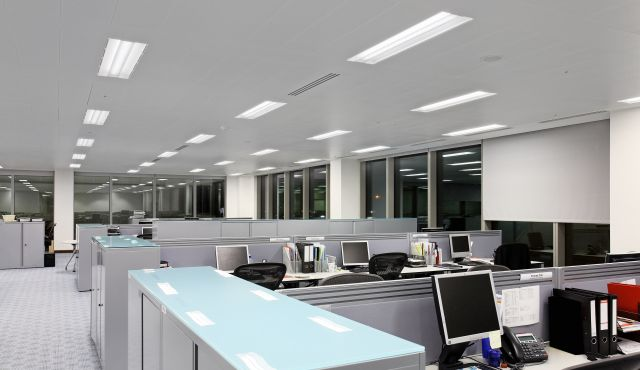 Led office lighting light for offices zumtobel
