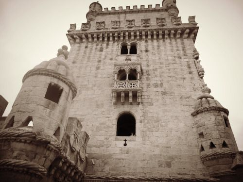 Portugal - Belem tower in Lisbon