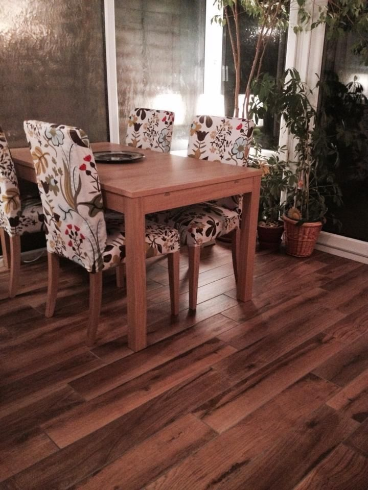 Wood Effect Ceramics For A Beautiful And Practical Floor Covering In