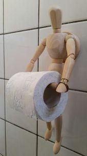 16 DIY Toilettenpapier Aufbewahrungsideen für Ihr schönes Bad, #Bad #DIY #diyhomeremedies …