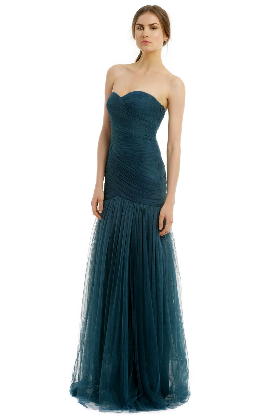 Synergy Gown | Clothes/accessories | Pinterest | Monique lhuillier ...