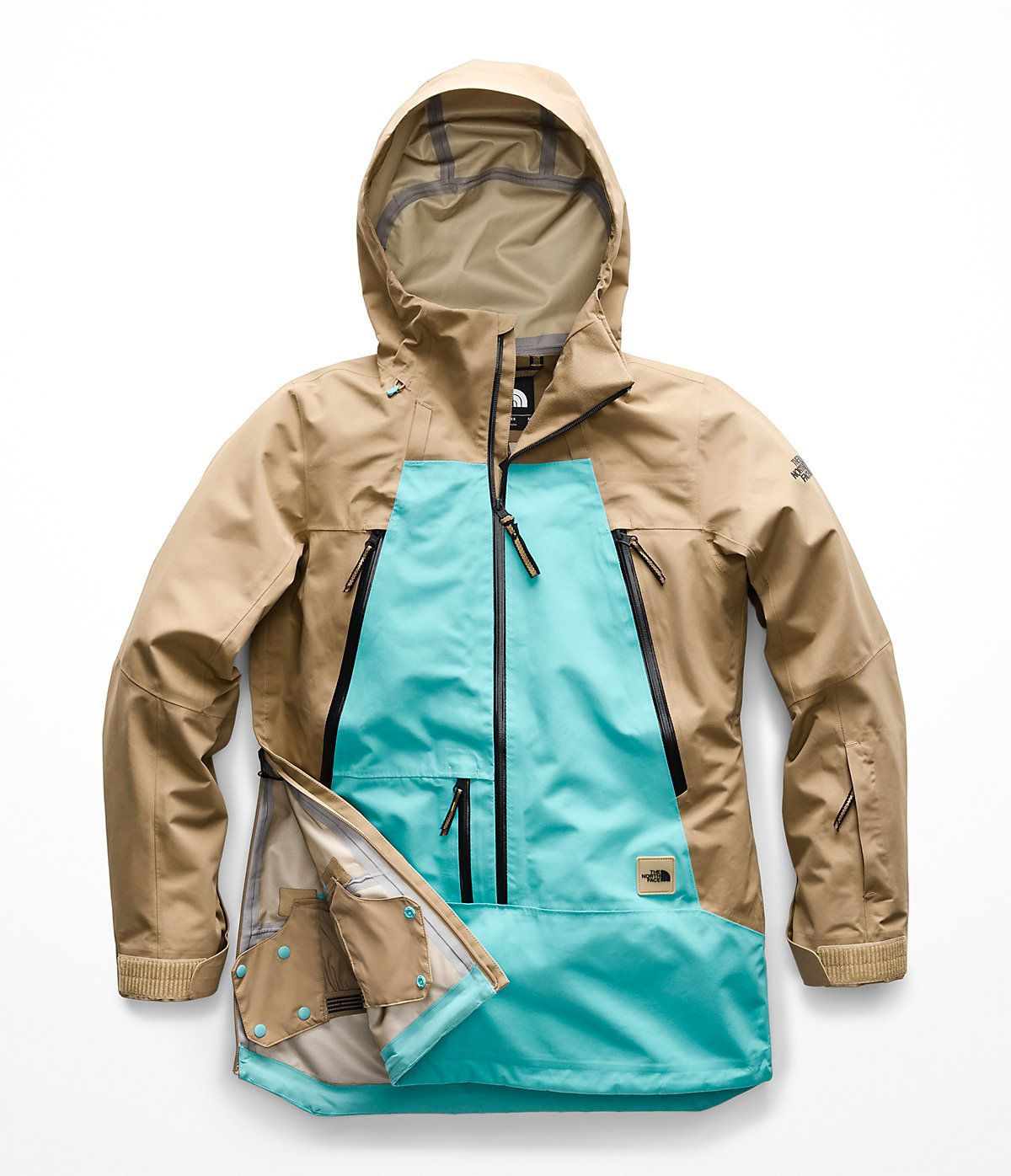 9d69927002 The North Face Women s Ceptor Anorak Jacket