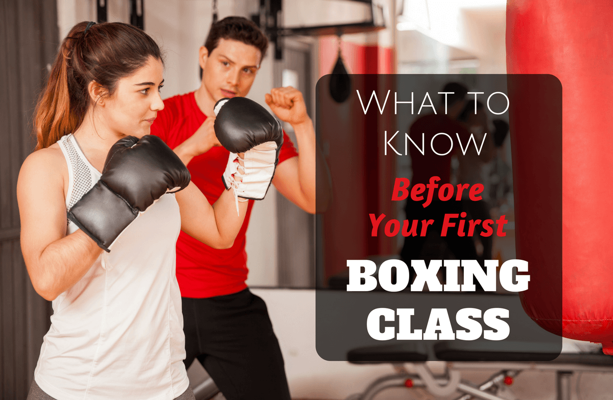 a3d3bbe0b589 People of all ages, sizes and skill levels can benefit from a fitness  boxing class. Before you go, take a crash course with our cheat sheet.