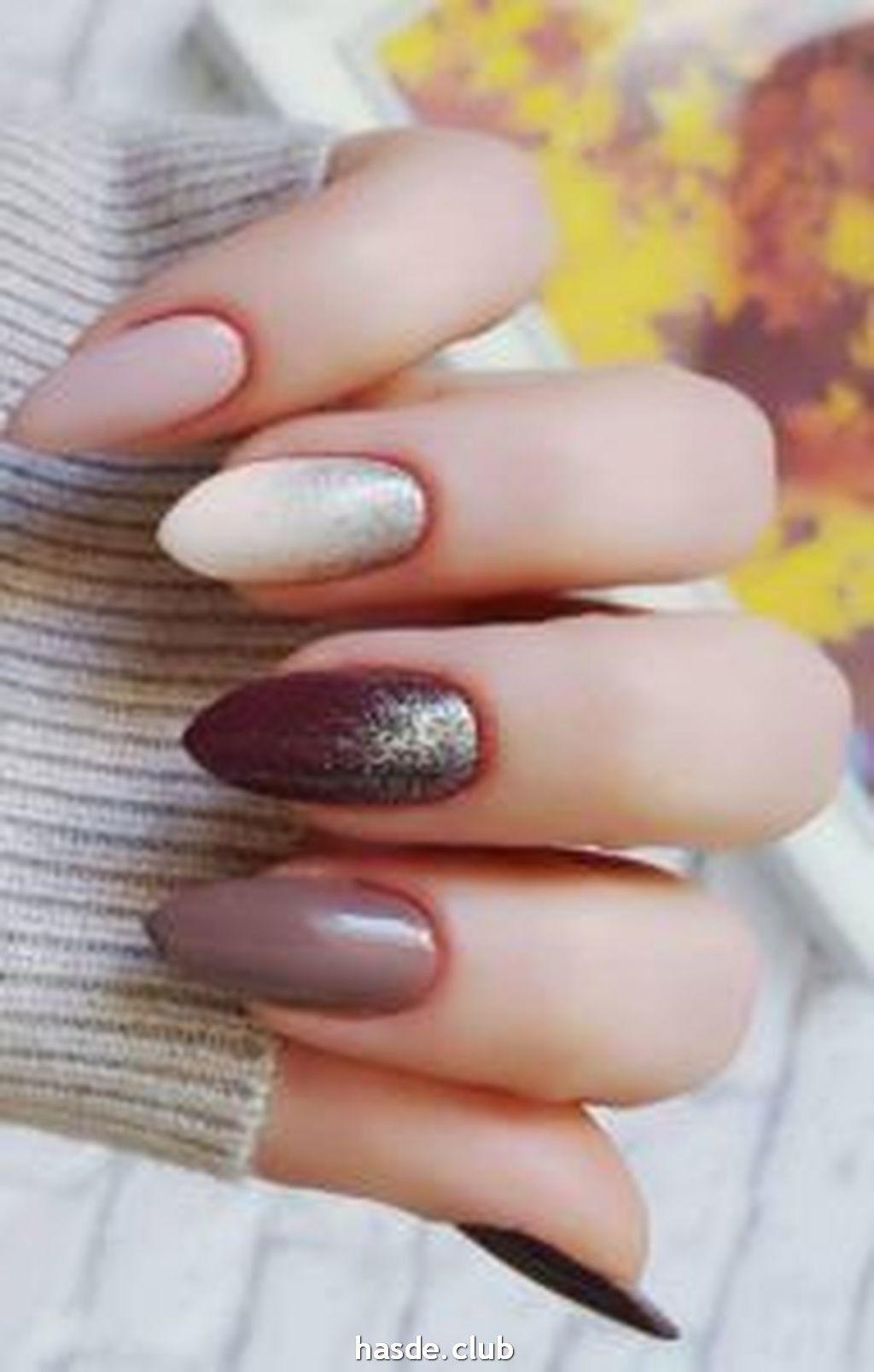 30 Inspiring Winter Nails Color Trend 2020 Topkerja Com In 2020