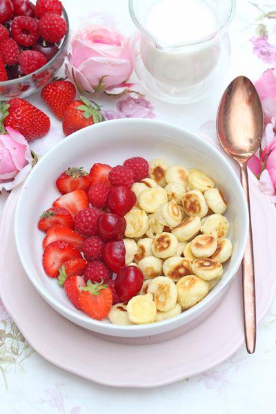 Pancake Cereal Rezept | Der Frühstücks-Foodtrend 2020