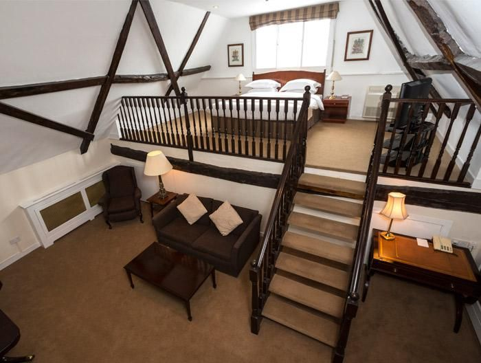 This individual hotel that once used to be a Coaching Inn - is now a 48 room elegant property. Deemed as mid-range you'll be able to recognise it's historical features throughout. So, why not sit back, relax and take in it's beautiful surroundings.