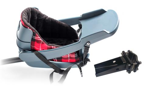 BuddyRider & Booster Seat Combo Dog stroller, Dog bike