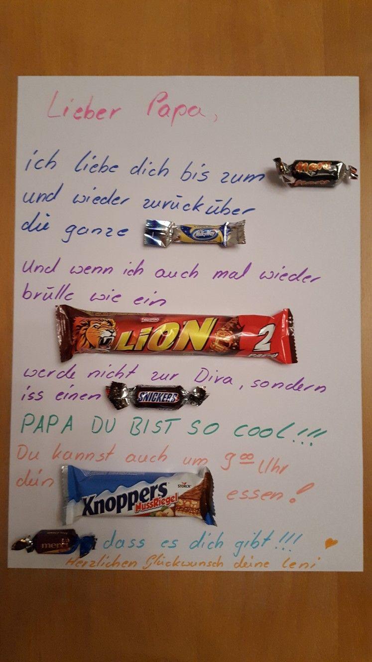 Vatertag Geschenk Papa Weihnachtsgeschenk Papa Und