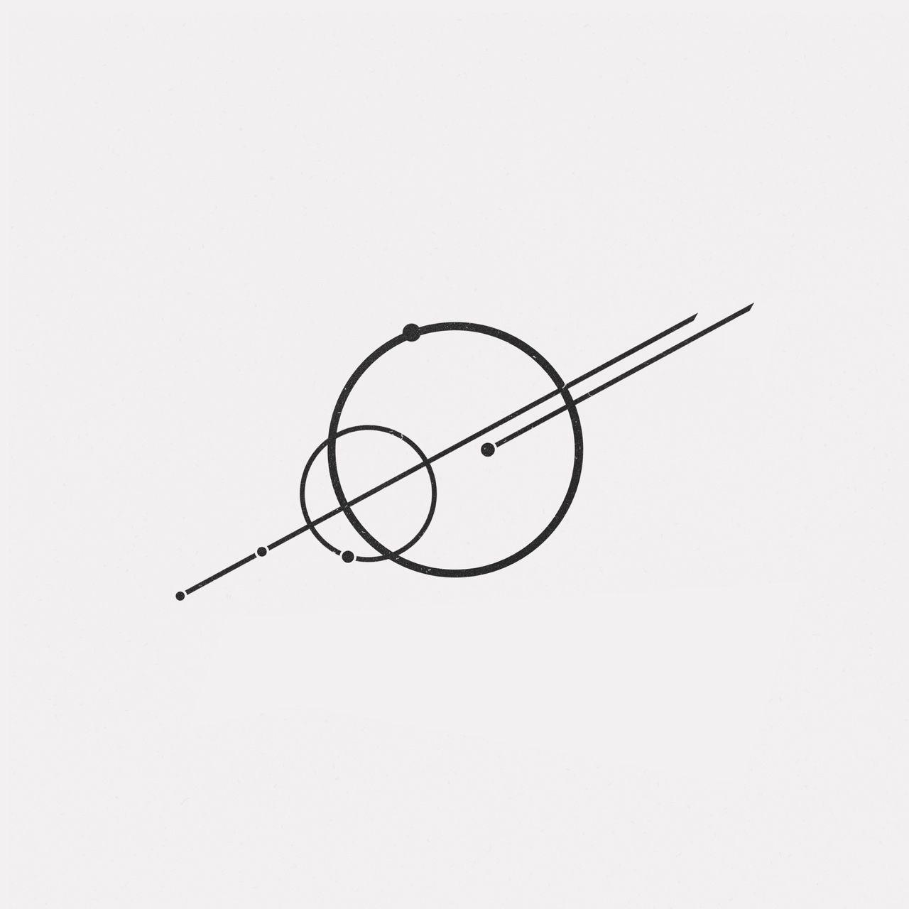 Ju16 612 A New Geometric Design Every Day Geometric Tattoo