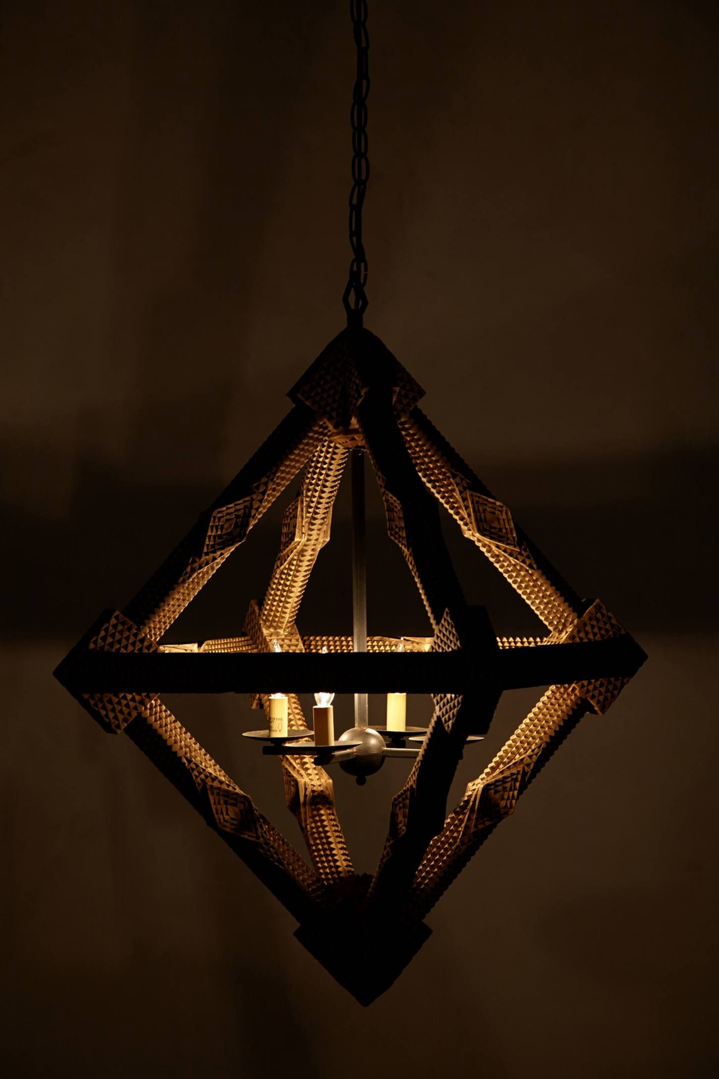 Prism stud chandelier anthropologie feng shui pinterest