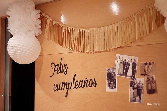 Fiesta cumplea os emotivo recuerdo para cualquier edad - Ideas para cumpleanos adultos ...