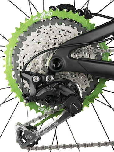 Oneup Components Unleash The Shark 10 50t Sprocket With Images