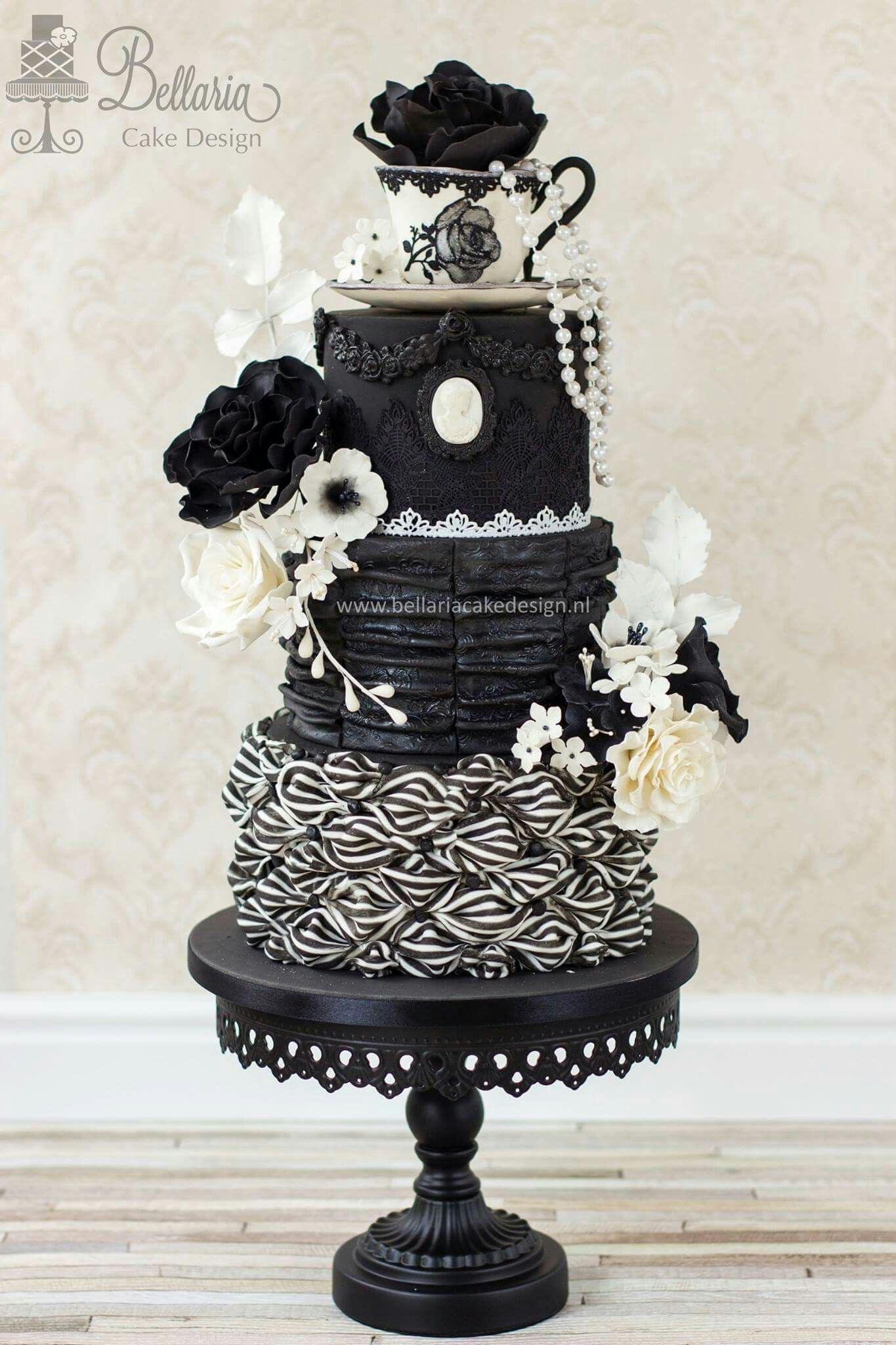 Victorian gothic chic teaparty