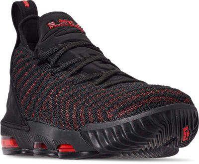 Boys' Big Kids' Nike LeBron 16 Basketball Shoes   Lebron 16