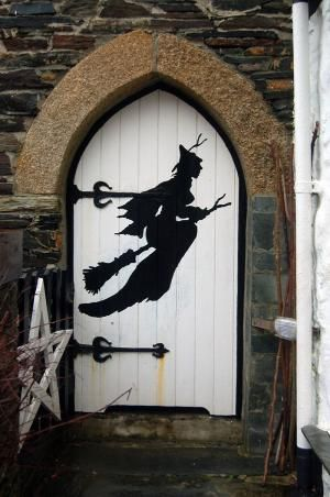 Museum of Witchcraft - Boscastle, Cornwall, England by Gothic - pinterest halloween decor outside