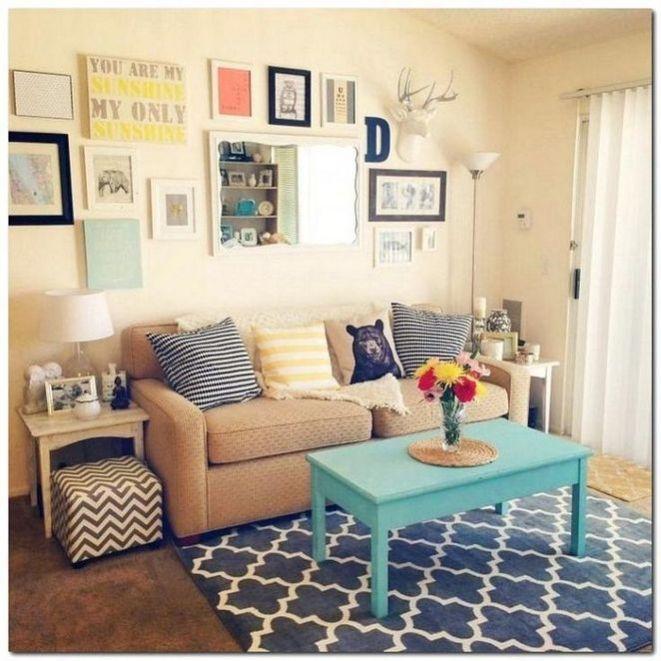 Home Design Ideas Budget: 26 + Small Apartment Decorating Rental Budget Living Rooms